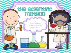 """The Scientific Method"" Lesson"