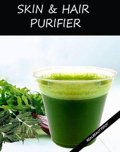 herbal-remedies - skin and hair purifier