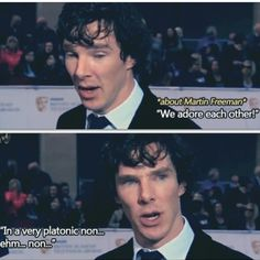 Benedict backpedaling. Lol, he's backing up so fast in that sentence, you can almost hear him beeping....