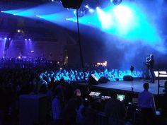 A színpadon Biga (Music FM party) Fotó: Vásárhelyi Dávid - Hír7