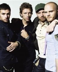 Coldplay loooove them