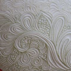 paisley feather variation