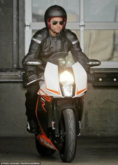 Bradley Cooper's Motorcycle Collection | Bradley Cooper | Bradley Cooper's Motorcycle | Celebrity Motorcycles | Celebrity Bikers | Bradley Cooper Motorcycle Pictures | Bradley Cooper riding Motorcycle  http://www.way2speed.com/2013/12/bradley-coopers-motorcycle-collection.html