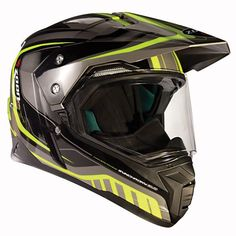 Zoan Synchrony Duo-Sport Helmet Tourer Graphics Lens Type: Single - Lightweight thermoplastic composite construction shell for added strength - Advanced EPS in head, cheek and front areas - Scratch re