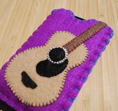 felt ipod touch case