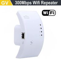 Hot sales !300Mbps Wireless-N Wifi Repeater 802.11N/B/G Network Router Range Expander 300M 2dBi Antennas Signal Boosters