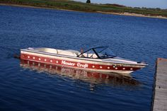 '83 MasterCraft Stars & Stripes