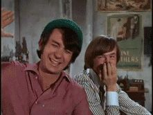 PSYCHO JELLO, A Comprehensive Glossary of Monkees gifs (part 1)
