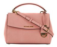 Michael Kors Women's Pale Pink Ava Small Leather Top Handle Satchel Purse #purse #bag #mk #pink