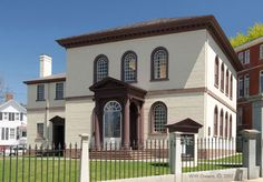 Touro Synagogue, photographed by WW Owens, copyright 2007
