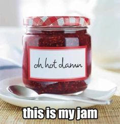 I will do this to every jar of jam I own!