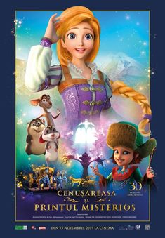 """During the Royal Ball, Cinderella and her mice fellows discover a secret that could shake their world: the real prince has turned into a mouse by the evil witch, and the """"Prince"""" from the Royal Ball is in fact a… Hindi Movies, All Movies, Movies Online, Prince Film, Disney Pixar, Evil Witch, Popular Tv Series, Film Studio, Streaming Movies"""