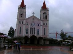 Baguio, Cathedral