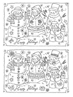 Find the differences family of snowmen puzzle free printable. LOTS of other activity choices as well! Find the differences family of snowmen puzzle free printable. LOTS of other activity choices as well! Holiday Games, Christmas Party Games, Christmas Activities, Holiday Fun, Activities For Kids, Christmas Puzzle, Kids Christmas, Christmas Crafts, Christmas Worksheets