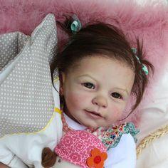 Custom Order for Toddler Doll Baby Reborn Girl Lisa by Artist Katie Messou   eBay