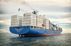 cargo ship | panama / isla taboga / october 2011 | Zoya Stafienko | Flickr