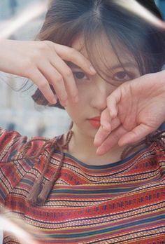 Beautiful Asian Girls, Beautiful Women, Cute Girls, Cool Girl, Cute Photos, Ulzzang Girl, Japanese Girl, Girl Fashion, Hair Makeup