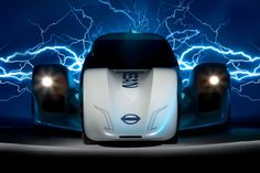 Unique Nissan ZEOD RC is an innovative test bed for electric technologies (4)