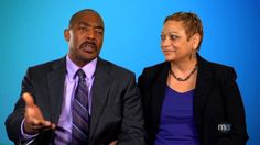 Dr. Milan and Sandra Moore talking about unique business opportunity.
