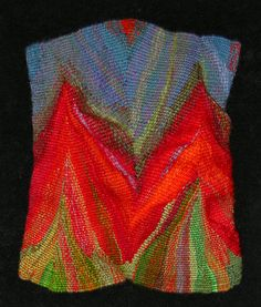 """Sharon Crary, """"Colorin' Books"""" 10"""" x 9"""" woven tapestry, STI 3"""