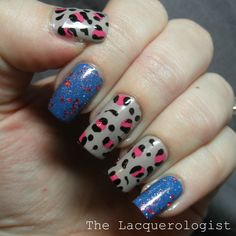 The Lacquerologist: Adding Some Warmth to a Chilly Manicure with Priti NYC and Rainbow Honey!