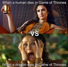Y'all really cared that much about Viserion? Hotpie got more screen time than that dragon. If they really wanted it to hit home they should've taken out Drogon.