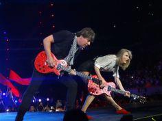 Paul Sidoti and Taylor Swift