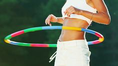 I keep hearing about this hula workout! I need to get into it.