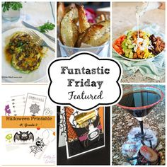 The Funtastic Friday #45 link party, including featured bloggers, popular recipes, crafts, DIY projects, travel reviews, garden tips, and great ideas.