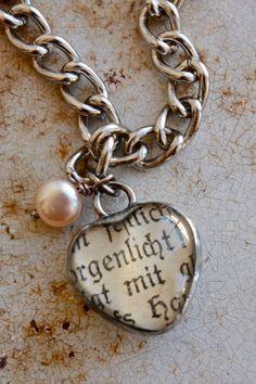 Heart Bubble Bracelet by rochellemybelle on Etsy, $35.00