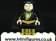 Black Adam LeYiLeBrick Custom Minifigure