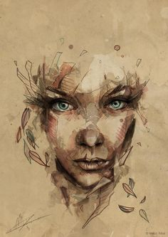 Digital painting and drawing inspiration