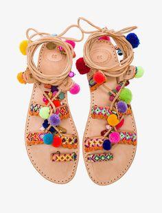 [PRE-ORDER] Elina Linardaki Penny Lane Handmade Sandal