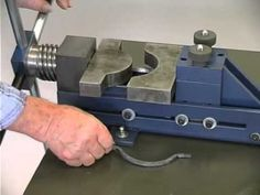 Tech Discover Iron Twister GDW 2 with extra Accessory Metal Bending Tools Metal Working Tools Metal Tools Welding Shop Welding Tools Metal Projects Welding Projects Metal Bender Easy Woodworking Projects Metal Bending Tools, Metal Working Tools, Metal Tools, Welding Shop, Welding Tools, Metal Projects, Welding Projects, Metal Bender, Woodworking Projects