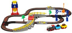 Rapid Transit Train Track Playset w/ Sounds at HobbyTron.com