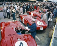 Ferrari-Le Mans