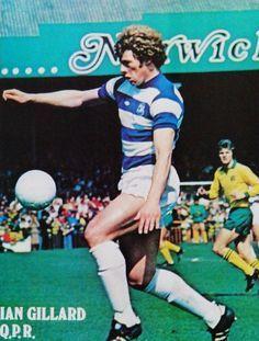 Ian Gillard - Queens Park Rangers