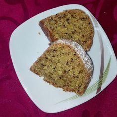 Hrnková bábovka ořechová Sweets Cake, Desert Recipes, Banana Bread, French Toast, Deserts, Breakfast, Food, Internet, Cakes