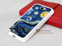 Hey, I found this really awesome Etsy listing at http://www.etsy.com/listing/151707588/starlit-night-paiting-silicon-samsung