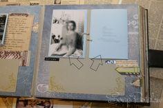 10 способов создать секретики в альбоме ручной работы. Или как разместить много фото в скрап-альбоме? :: ScrapPortal.Ru