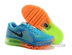 the latest fd556 8a229 Mens 2014 Light Blue Green Black Orange Shoes My friend has these shoes