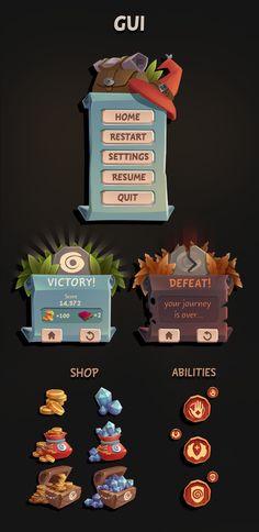 Mobile game project: Alva's journey