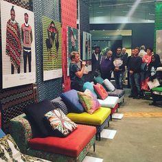 Textiles walk-through with African Design, African Art, African Textiles, Image Makers, South Africa, Interiors, Inspired, Interior Design, Instagram Posts