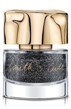 Light up the nails with the silver-flecked Smith and Cult Dirty Baby Nail Lacquer, a long-lasting nail polish has a rich, smooth texture and an utterly dazzling colour. Baby Nail Polish, Baby Nails, Glitter Nail Polish, Nail Polish Colors, Nail Polishes, Manicure, Mary Janes, Nordstrom, Wellness