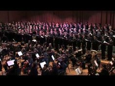 """My Kindness Shall Not Depart from Thee"" from Joseph Smith the Prophet, performed at Abravanel Hall"