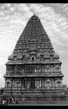 Brihadeeswara temple, Tanjore, Tamilnadu