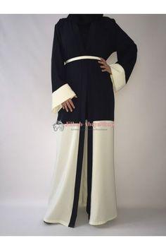 Abaya Kimono Majestic www.jilbab-abayashop.fr