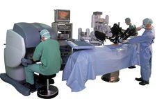 cirugia prostata robot da vinci videos