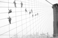 Cool New York photos available in the city's new online archive.