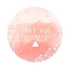Photography Logo, Premade logo, Custom premade logo, business logo, logo design,Tribal, Geometric Logo on Etsy, $30.00